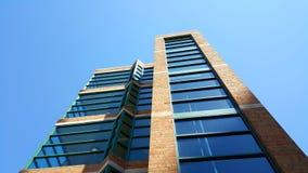 Erstaunliche helle kühle Architektur Stockbilder
