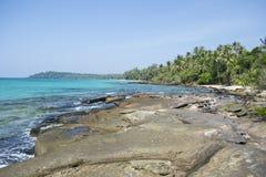 Erstaunliche Insel, die Thailand sich entspannt Lizenzfreie Stockfotografie