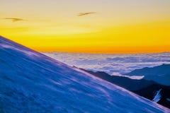 Erstaunliche Landschaft Stockfoto