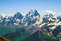 Erstaunliche Landschaft Stockfotografie