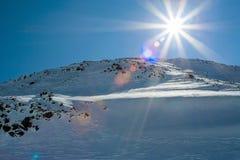 Erstaunliche Landschaft Lizenzfreies Stockfoto
