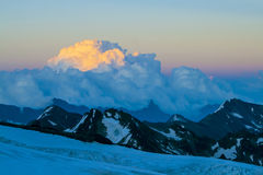 Erstaunliche Landschaft Lizenzfreie Stockbilder