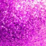 Erstaunliche Schablone auf dem purpurroten Funkeln. ENV 8 Stockfotografie