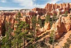 Erstaunliche Schaffung Bryce Canyons der Natur, Utah, USA lizenzfreies stockfoto
