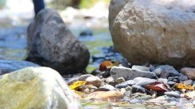 Erstaunliche Steine Stockfotografie