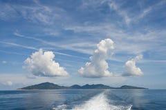 Erstaunliche Wolke Lizenzfreie Stockbilder