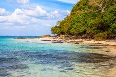Erstaunlicher Strand stockfoto