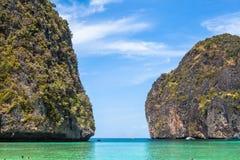 Erstaunlicher Strand Lizenzfreie Stockfotos