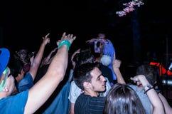 Erstaunlicher Tag Mailand 2016 Lizenzfreies Stockbild
