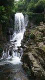 Erstaunlicher Wasserfall Lizenzfreies Stockfoto