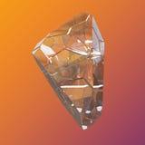 Erstaunliches buntes gruppen-Nahaufnahmemakro Diamond Quartz Rainbow Flame Blues Aqua Aura Kristallauf violettem orange Hintergru Stockfotografie