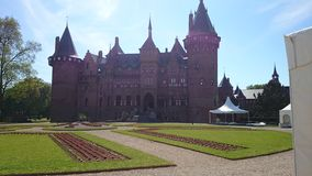 Erstaunliches Schloss Stockfotografie