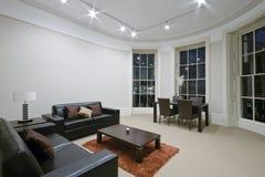 Erstaunliches Wohnzimmer Stockfotografie