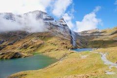 Erste Berge, die Schweiz Lizenzfreies Stockfoto