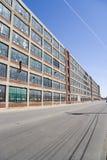 Erste Ford-Förderanlage lizenzfreies stockfoto