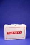 Erste-Hilfe-Ausrüstung Lizenzfreies Stockfoto