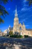 Erste lutherische Kirche Lizenzfreies Stockbild