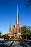Erster Baptist Church, Wilmington, NC Lizenzfreies Stockfoto