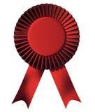 Erster Platzpreis des Farbbands Stockbild