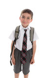 Erster Tag der Schule Stockbilder