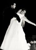 Erster Tanz Lizenzfreie Stockfotos