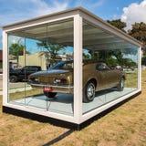 Erstes Chevrolet Camaro, Woodward-Traum-Kreuzfahrt, MI Lizenzfreies Stockfoto
