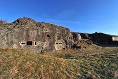 Erstes Weltkrieg Fort Douaumont Stockfotografie