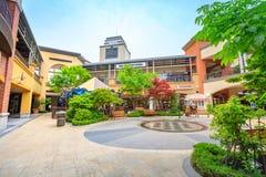 Erstklassige Ausgänge Paju am 10. Mai 2017 im Paju-Si, Südkorea Lizenzfreies Stockbild