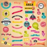 Erstklassige Qualitäts-Produkt-Aufkleber-Vektor-Illustration Lizenzfreies Stockbild