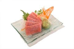 Erstklassiger Otoro Sashimi Stockbild