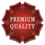 Erstklassiger Qualitätskennsatz stockbilder