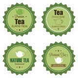 Erstklassiger Tee Lizenzfreies Stockfoto