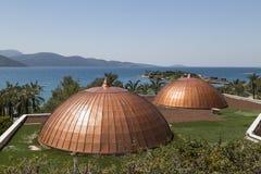 Erstklassiges Bodrum Hotel Rixos, die Türkei Lizenzfreie Stockfotografie