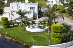 Erstklassiges Bodrum Hotel Rixos, die Türkei Lizenzfreies Stockfoto