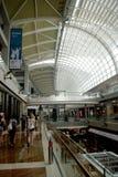 Erstklassiges Einkaufszentrum Stockfotografie