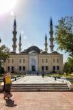 Ertogrul Gazy Mosque & x28;turkmenistan stock images