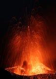 Erupção Foto de Stock Royalty Free