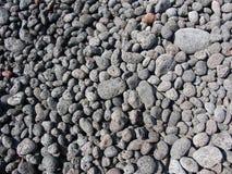 Eruptieve rots Royalty-vrije Stock Foto's