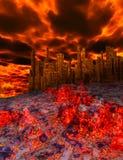 Eruption Stock Image