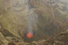 eruption Club di fumo e della cenere nell'atmosfera fotografia stock libera da diritti