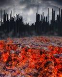Eruption Royalty Free Stock Image