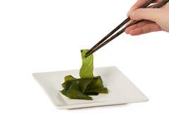Erva daninha japonesa do mar Imagens de Stock
