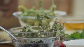 Ervas & fruto selvagens orgânicos filme