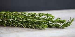 Ervas orgânicas Foto de Stock