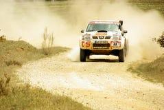 Ervideira Rali TT 2012 Royalty Free Stock Image