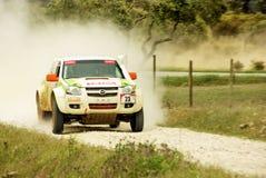 Ervideira Rali TT 2012 Stock Photos