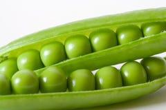 Ervilha verde Imagens de Stock