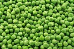 Ervilha verde foto de stock