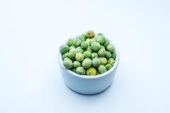 Ervilha verde Imagem de Stock Royalty Free