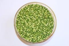 Ervilhas verdes Foto de Stock